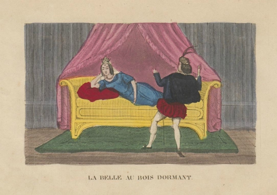 Contes de fées en estampes, Charles Perrault, Martial Ardant Frères, 1860