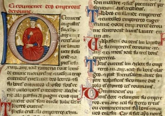 Auguste, bibliothèque nationale de France, cote français 23082