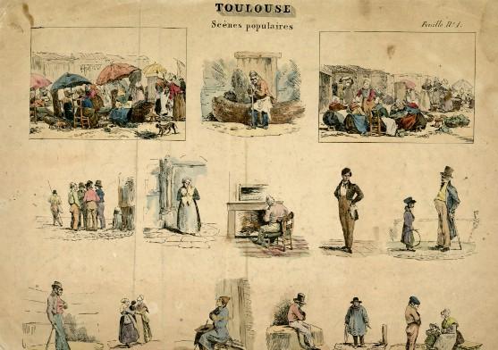 Scènes populaires par Léon Souliè (1804-1862), A-SOULIE (4)